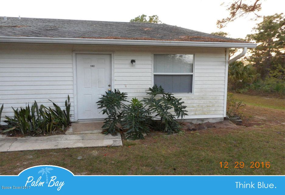 1961 Convair Street 102, Palm Bay, FL 32909