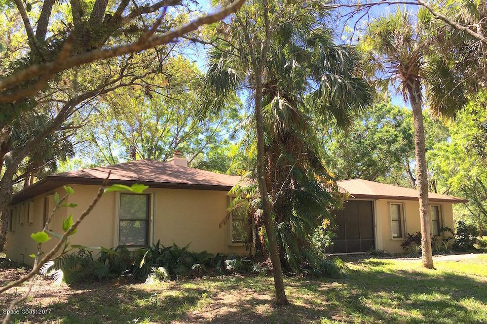 Single Family Home for Sale at 6480 Flamingo Melbourne Village, Florida 32904 United States