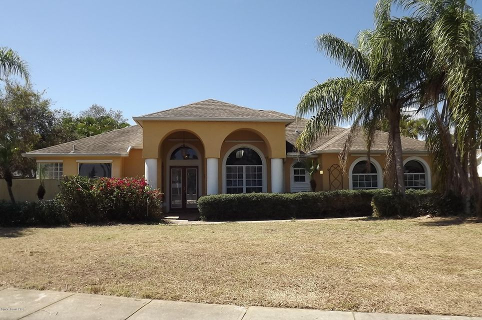 2305 Marsh Harbor Avenue, Merritt Island, FL 32952