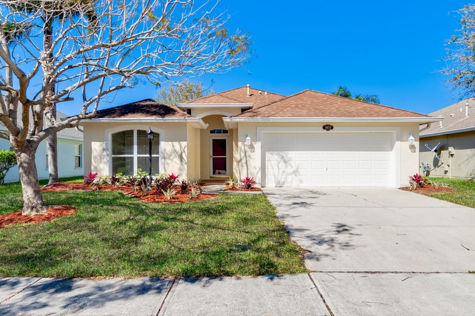 3833 San Miguel Lane, Rockledge, FL 32955