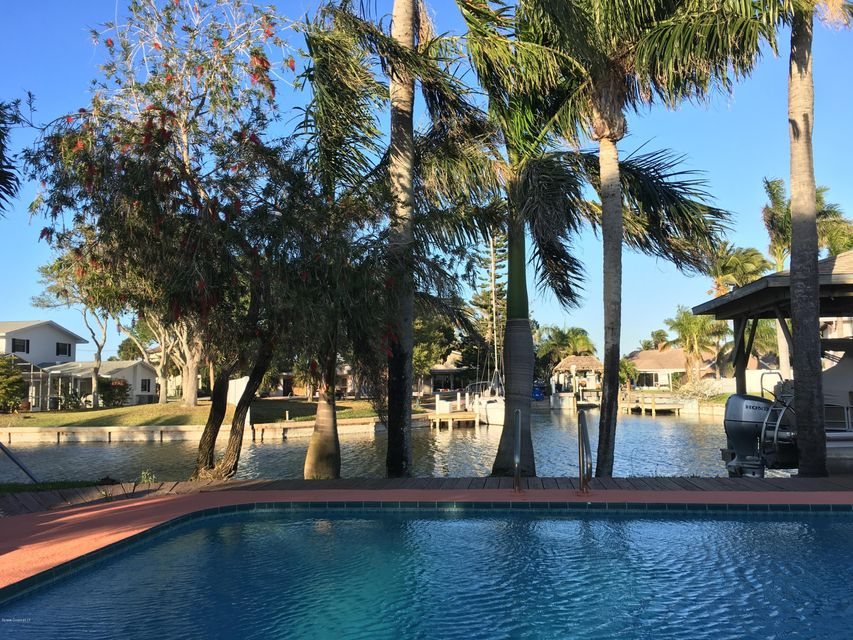 11 W Point Drive, Cocoa Beach, FL 32931