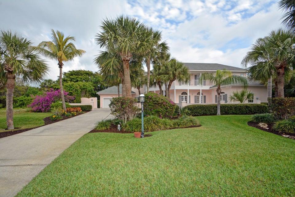 단독 가정 주택 용 매매 에 917 Holoma 917 Holoma Indian River Shores, 플로리다 32963 미국