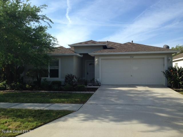1769 Sawgrass Drive, Palm Bay, FL 32908