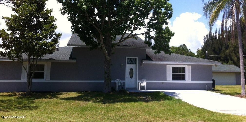Single Family Home for Sale at 2540 Sikes Malabar, Florida 32950 United States