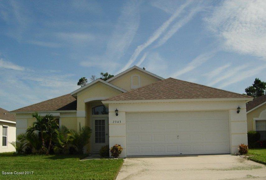 2343 Hidden Pine Lane, Palm Bay, FL 32905