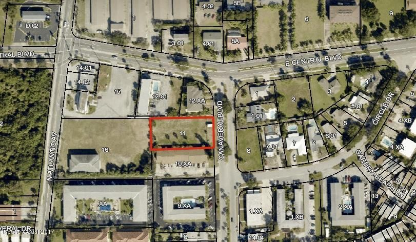 Land for Sale at Canaveral Cape Canaveral, Florida 32920 United States