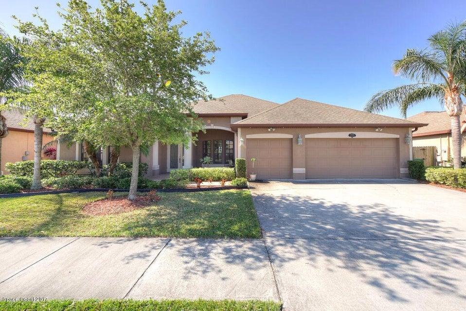 1393 Bent Palm Drive, Merritt Island, FL 32952