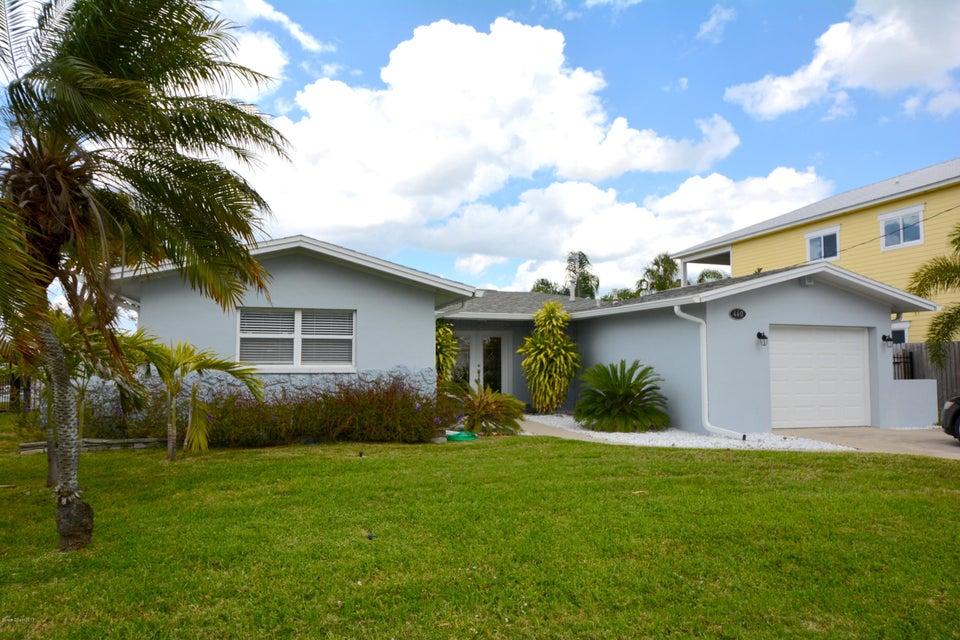 一戸建て のために 賃貸 アット 440 Riverside Merritt Island, フロリダ 32953 アメリカ合衆国