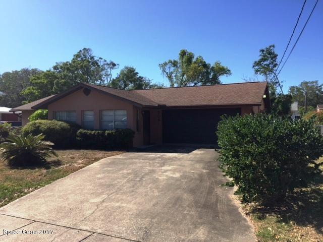 独户住宅 为 销售 在 705 Wayne 士麦那, 佛罗里达州 32168 美国