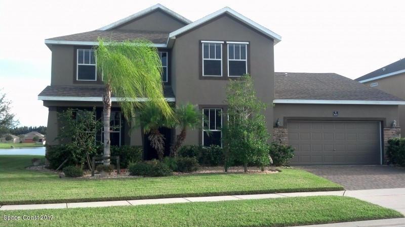 1631 Bridgeport Circle, Rockledge, FL 32955