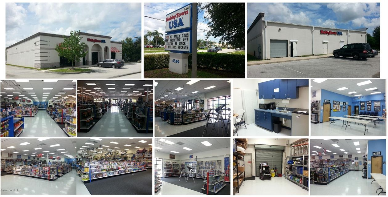 Commercial for Sale at 4335 W New Haven Avenue 4335 W New Haven Avenue West Melbourne, Florida 32904 United States