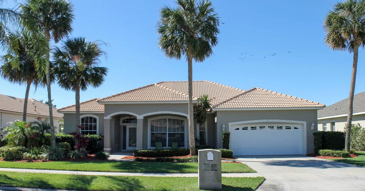 一戸建て のために 賃貸 アット 2055 Sykes Creek Merritt Island, フロリダ 32953 アメリカ合衆国