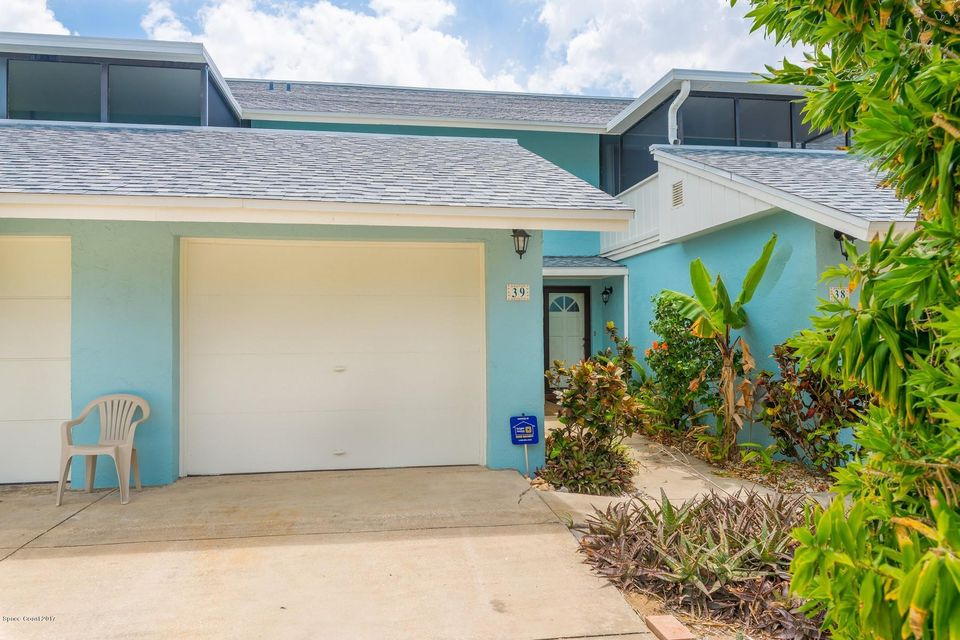 House for Rent at 39 Cove Melbourne Beach, Florida 32951 United States