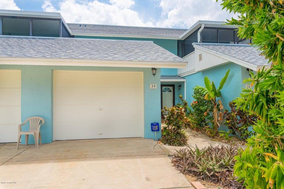 Moradia para Arrendamento às 39 Cove Melbourne Beach, Florida 32951 Estados Unidos