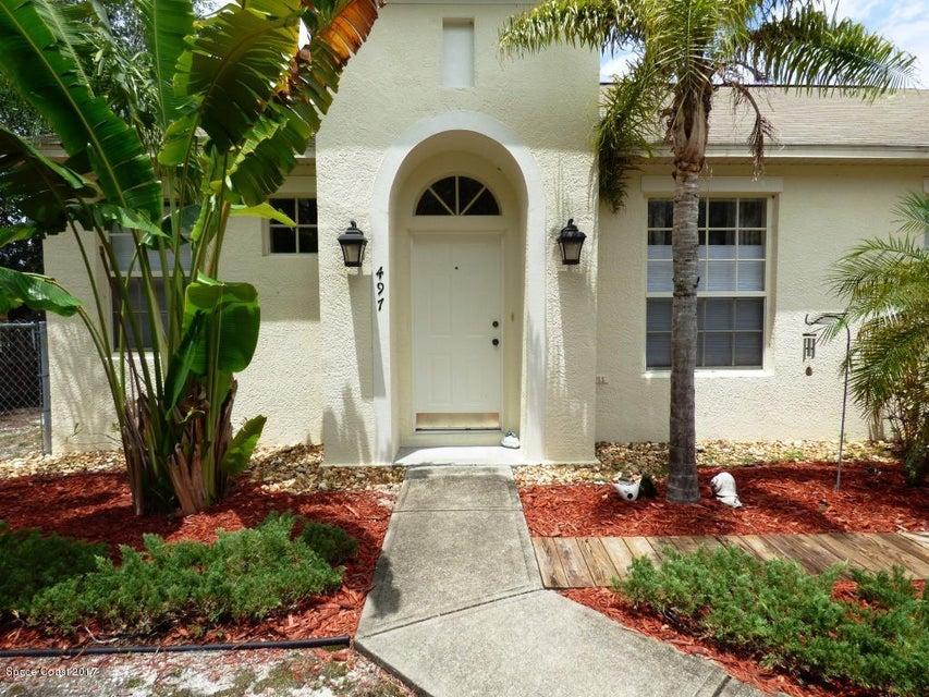 497 Almansa Street, Palm Bay, FL 32907