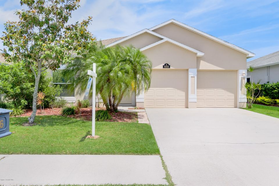 6056 Indigo Crossing Drive, Rockledge, FL 32955