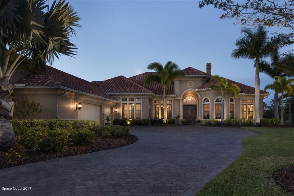 Villa per Vendita alle ore 4409 Chiming Rockledge, Florida 32955 Stati Uniti