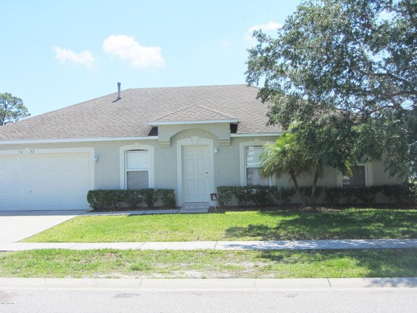 1633 SW Las Palmos Drive, Palm Bay, FL 32908