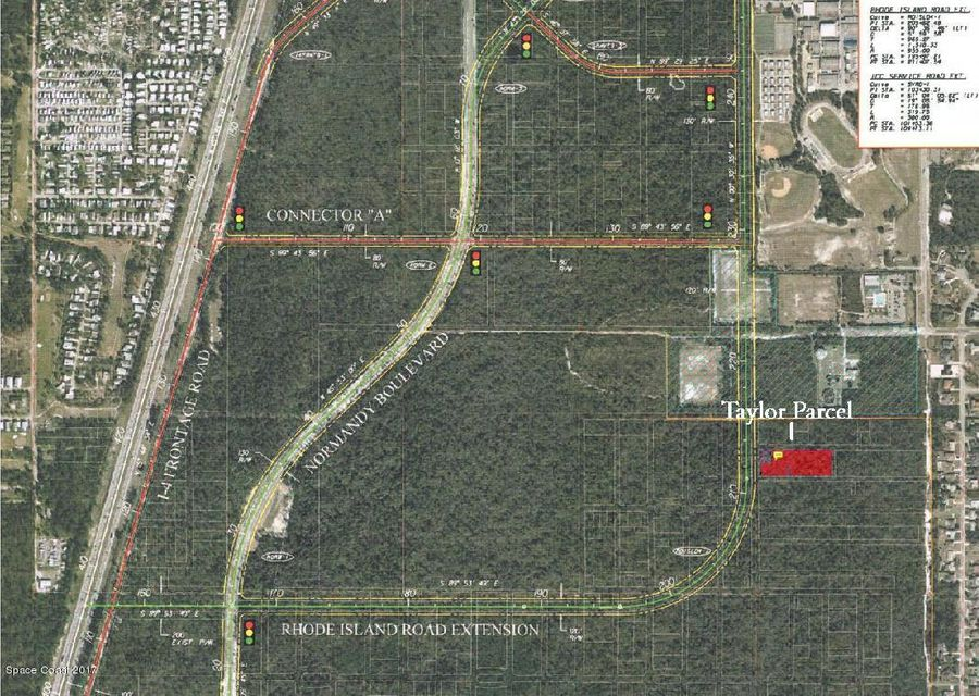 Arazi için Satış at 2nd (Paper) Deltona, Florida 32725 Amerika Birleşik Devletleri