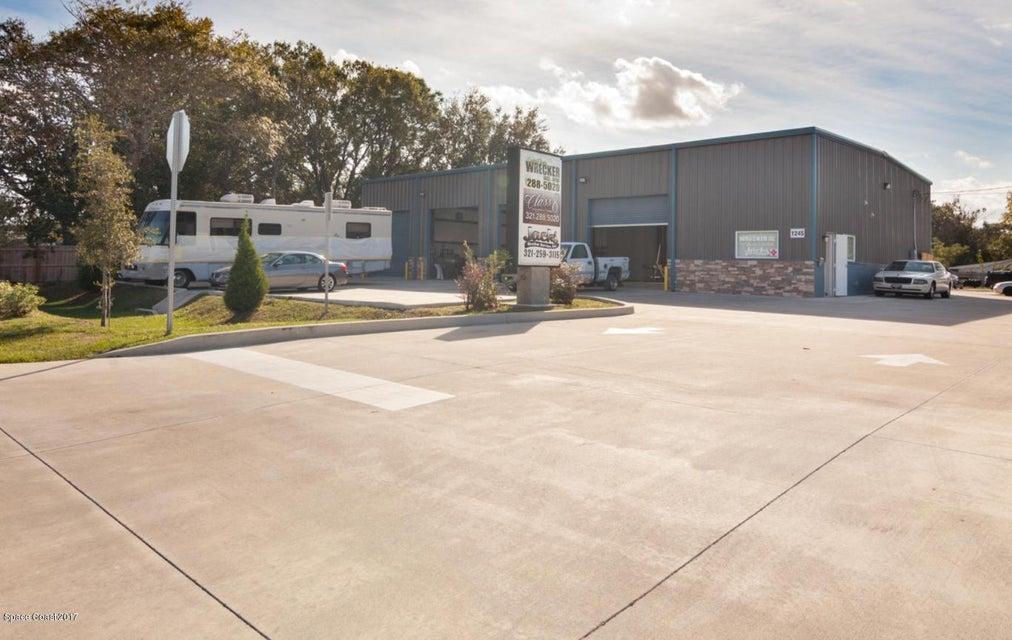 Comercial por un Alquiler en 1245 Dorchester 1245 Dorchester West Melbourne, Florida 32904 Estados Unidos