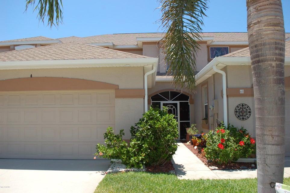 48 Sorrento Court, Satellite Beach, FL 32937