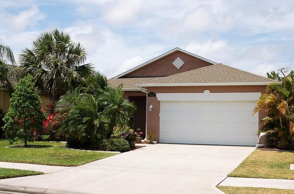 5858 Duskywing Drive, Rockledge, FL 32955