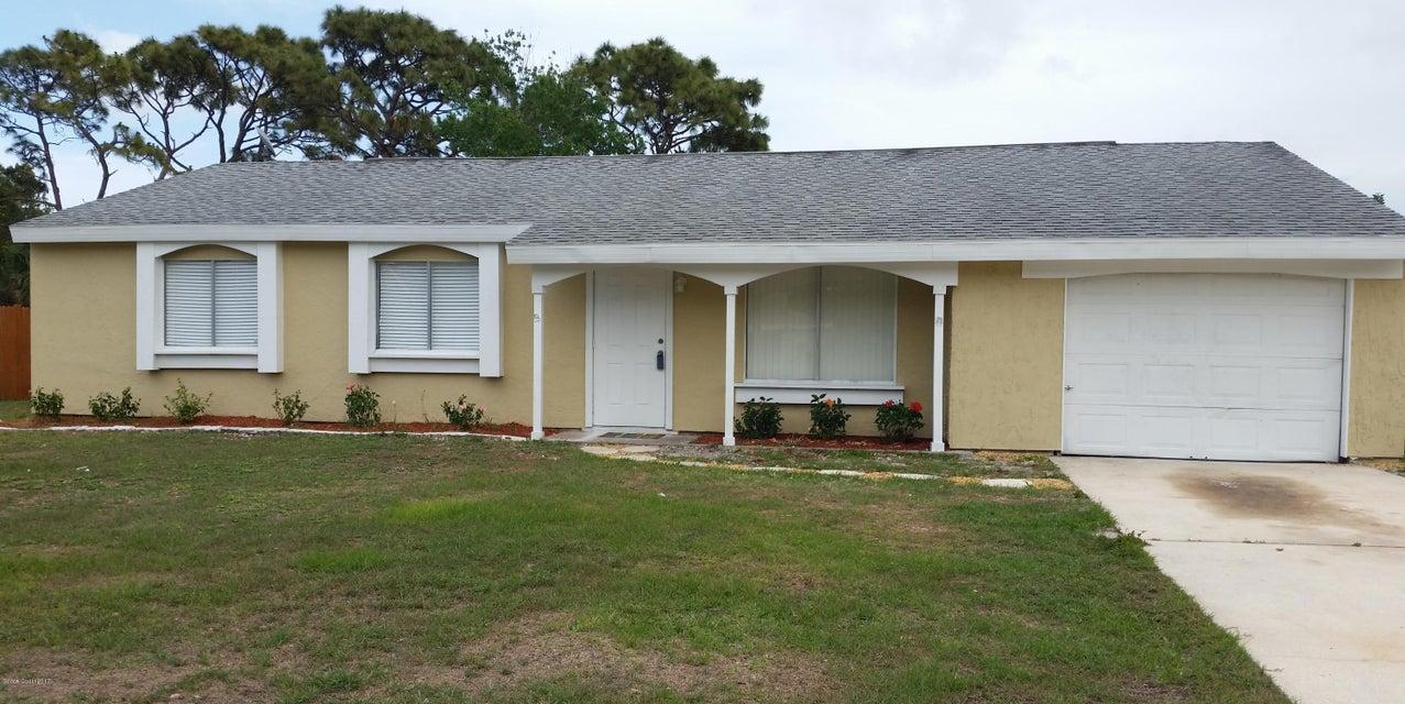 1251 Bard Lane, Palm Bay, FL 32905