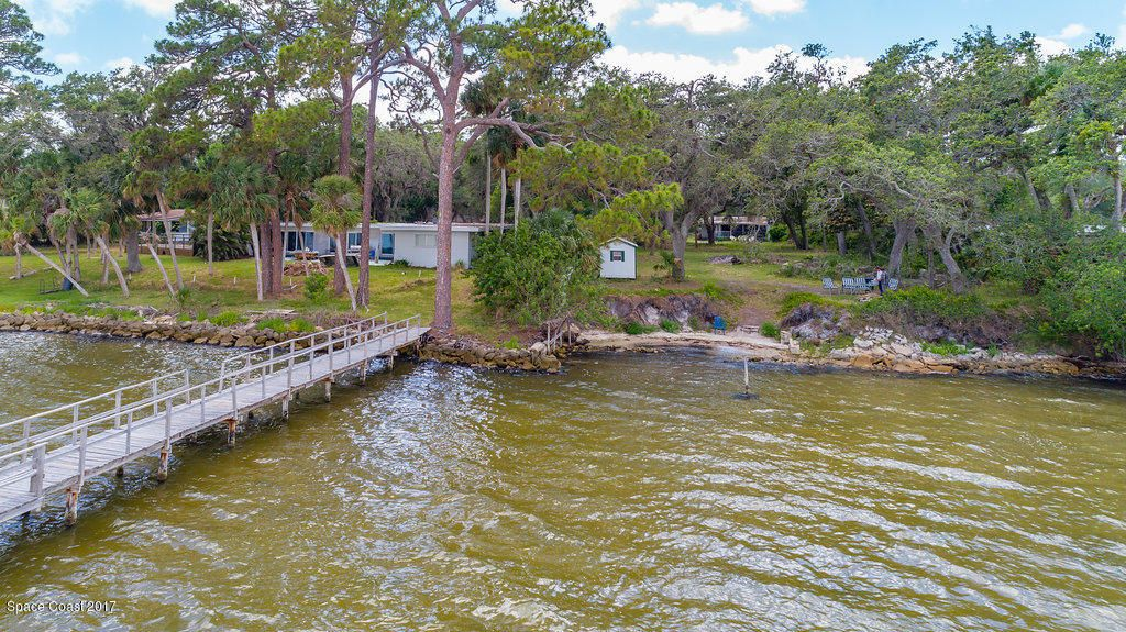 Villa per Vendita alle ore 7785 S Highway 1 Titusville, Florida 32780 Stati Uniti