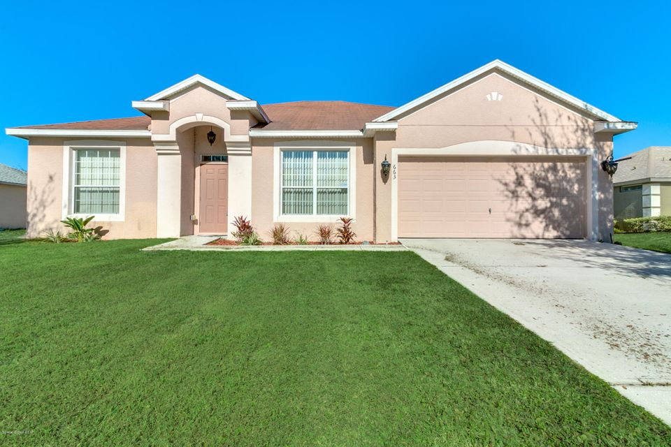 663 Floyd Street, Palm Bay, FL 32909