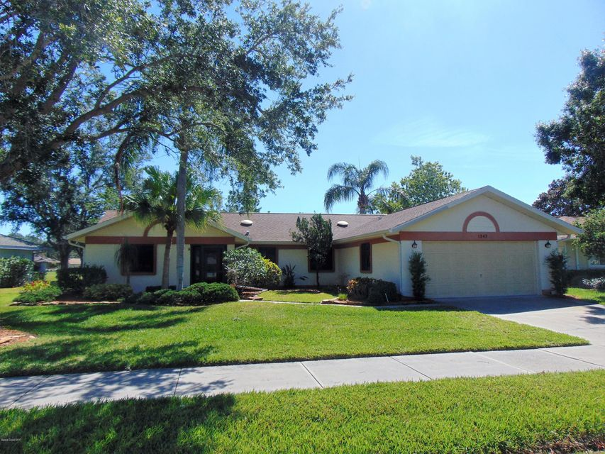 1343 Continental Avenue, Melbourne, FL 32940