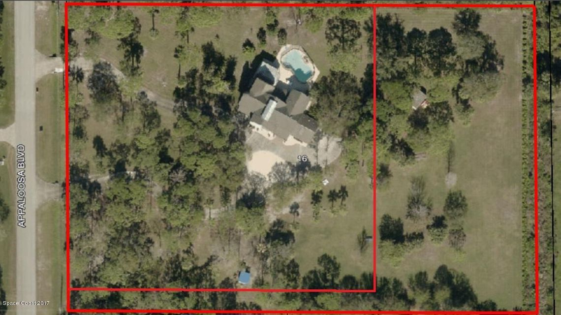 Land for Sale at 2-Acre-Sub Appaloosa Melbourne, Florida 32934 United States