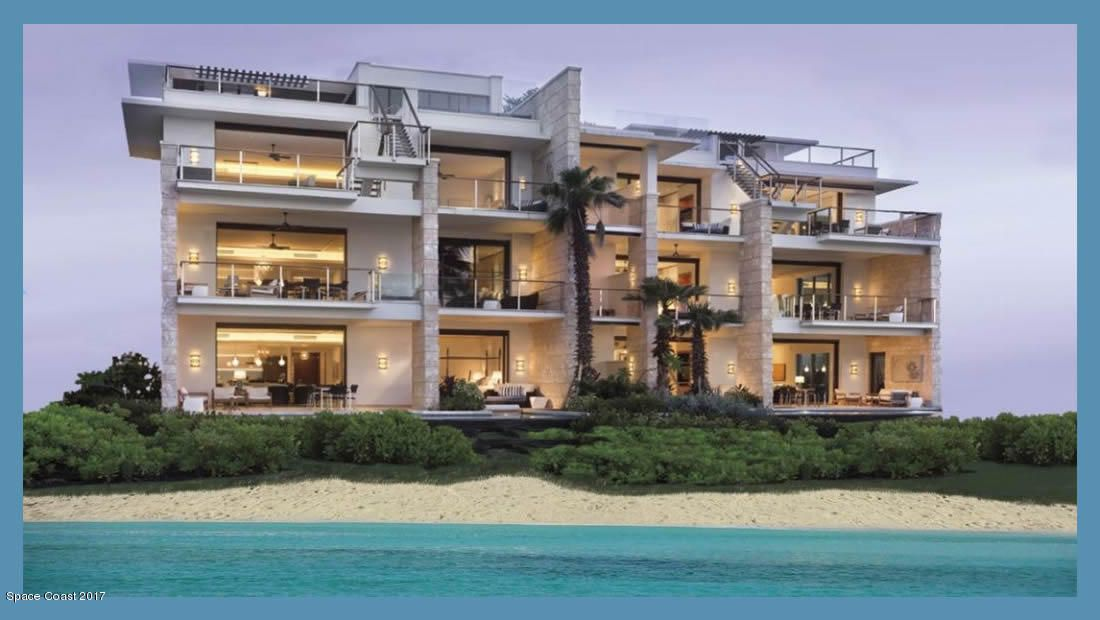 Condominio por un Venta en 1625 N Highway A1A Satellite Beach, Florida 32937 Estados Unidos