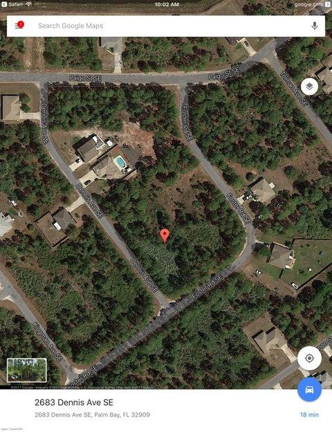 2683 Dennis Avenue, Palm Bay, FL 32909