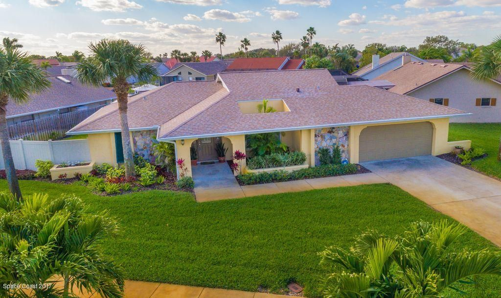 独户住宅 为 出租 在 201 Mariah 梅里特岛, 佛罗里达州 32953 美国