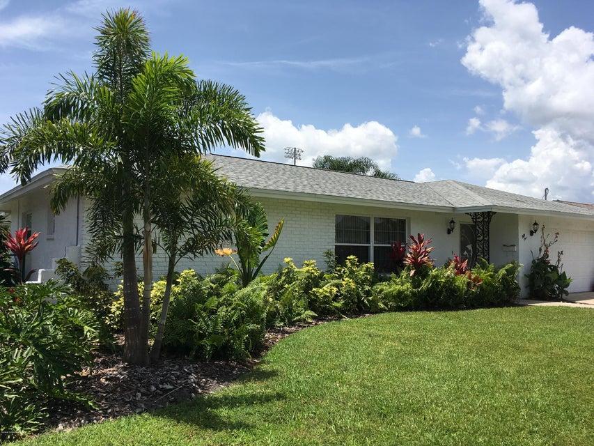 一戸建て のために 賃貸 アット 55 Artemis Merritt Island, フロリダ 32953 アメリカ合衆国