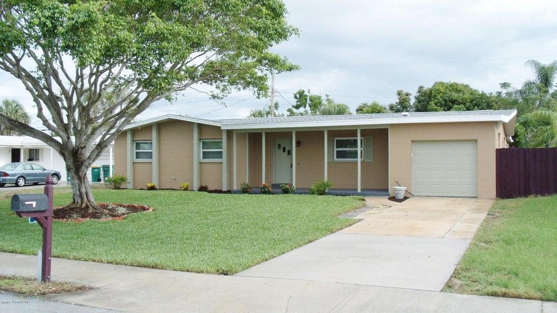 Maison unifamiliale pour l à louer à 206 Atlantic Indian Harbour Beach, Florida 32937 États-Unis