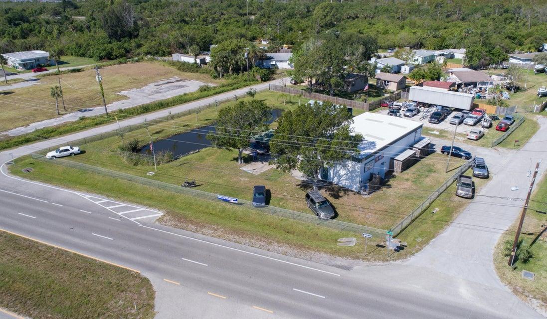 Коммерческий для того Продажа на 6010 S Highway 1 Grant Valkaria, Флорида 32949 Соединенные Штаты