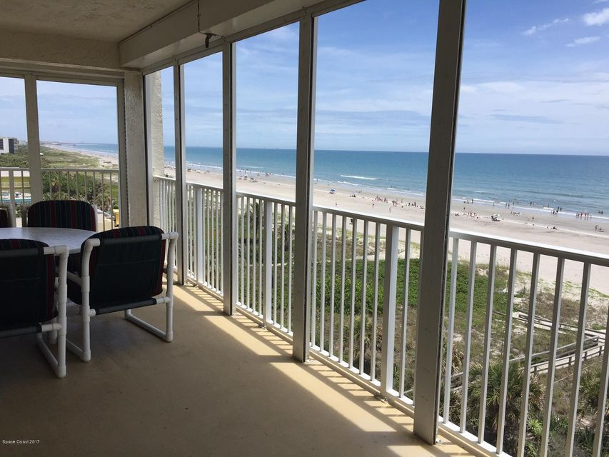 Single Family Home for Rent at 1050 N Atlantic Cocoa Beach, Florida 32931 United States