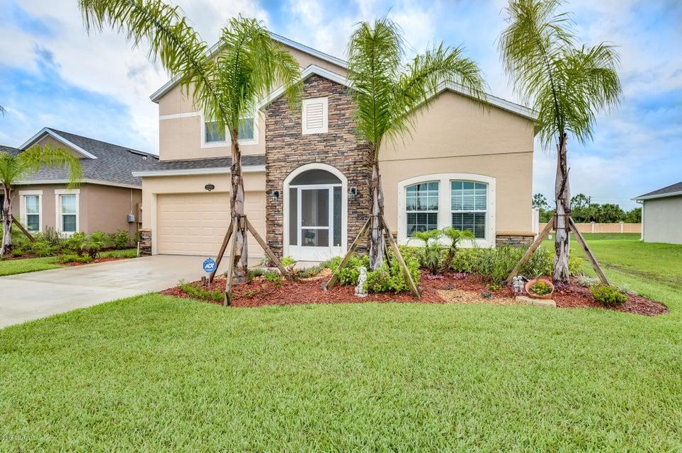 2342 Snapdragon Drive, Palm Bay, FL 32907