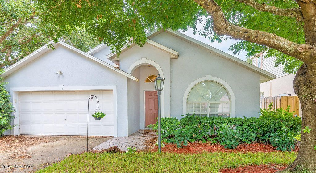 2433 Coral Ridge Circle, Melbourne, FL 32935