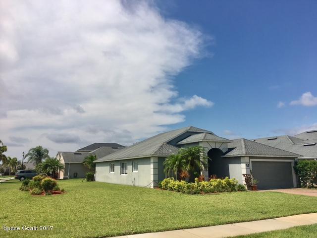2807 Mondavi Drive, Rockledge, FL 32955