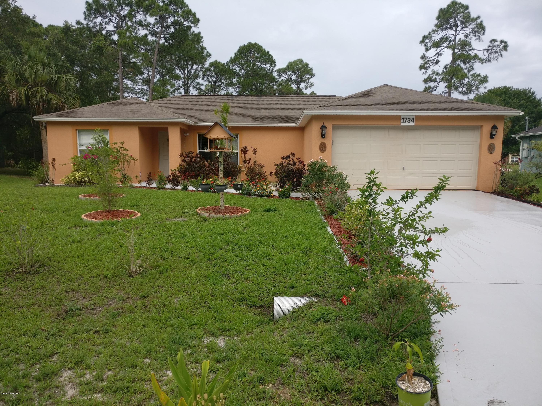 1734 Orchid Court, Palm Bay, FL 32907