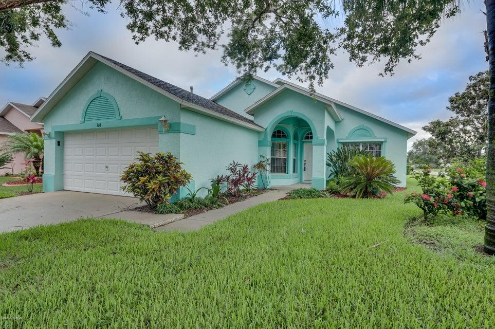 903 Pine Creek Circle, Palm Bay, FL 32905