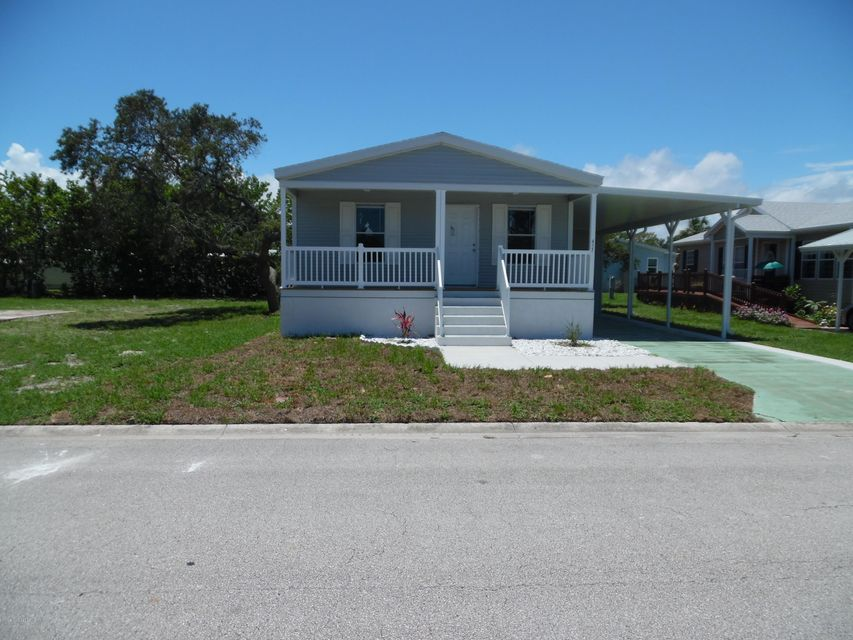 House for Sale at 417 Plover Barefoot Bay, Florida 32976 United States