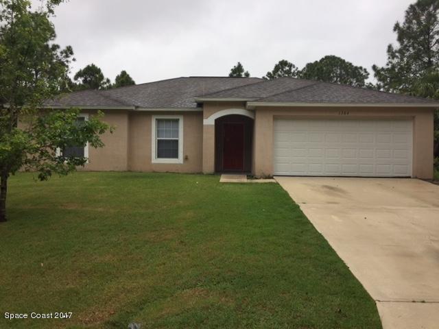 1364 SW Giddings Street, Palm Bay, FL 32908