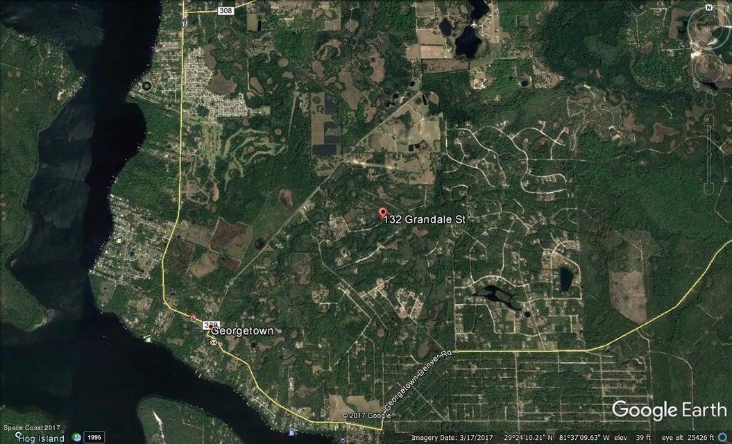 土地 のために 売買 アット 132 Grandale Satsuma, フロリダ 32189 アメリカ合衆国