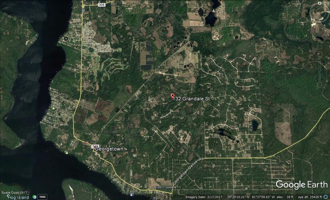 Land for Sale at 132 Grandale 132 Grandale Satsuma, Florida 32189 United States