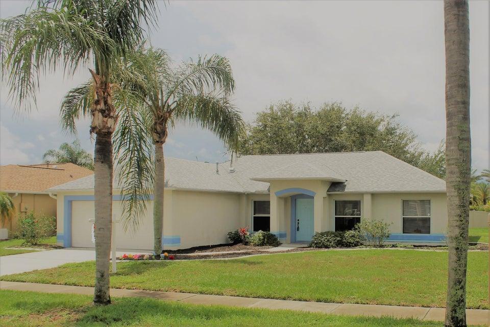 841 Wild Flower Street, Merritt Island, FL 32953