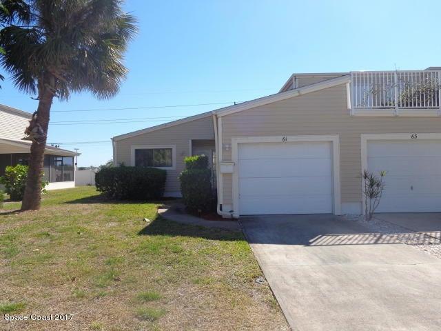 61 Emerald Court, Satellite Beach, FL 32937