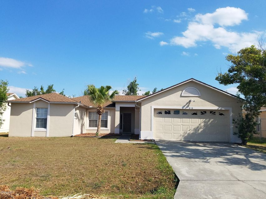Single Family Home for Sale at 616 Regency 616 Regency Kissimmee, Florida 34758 United States